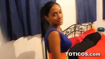 Toticos.com - suckee suckee saturday in dominican republic ft. Azul