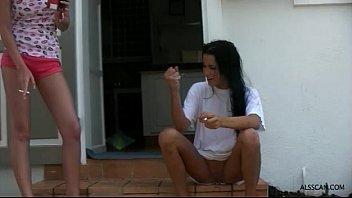 teen smoking tanner mayes