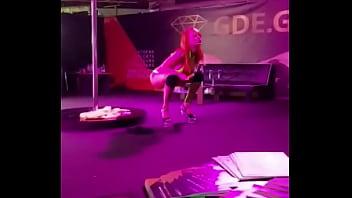 Golden Diamond Escorts bikini show Erotic Festival 2019