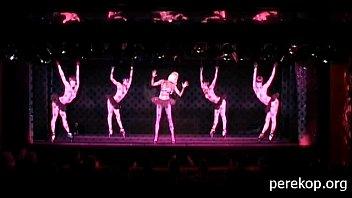 Burlesque naced show T05 1