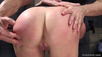 Big tits Milf anal bdsm fucked