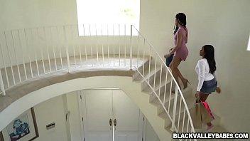 Bratty black lesbos