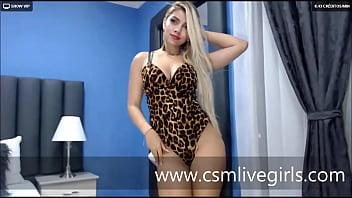 MiaMoonshine - Disfrutaras cada segundo junto a mi - latina webcam