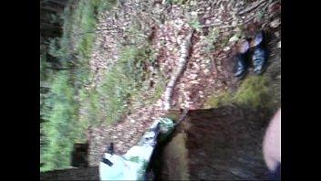 Geiler Blowjob im Wald