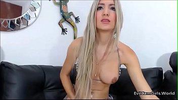 Huge Cock Kendra Pleasuring Herself - Watch Next Part On EvilCamGirls.World