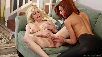 Veronica Avluv and Kristy Snow Hot Lesbian licking | lesbians | busty | lesbian-porn