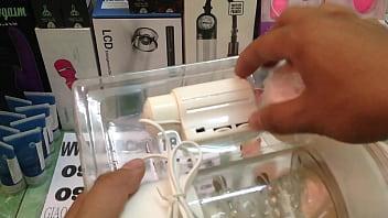 máy bú mút tự động giúp nam giới sướng tê người bắn tinh