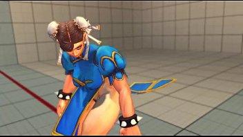Chun-li Hairy Pussy Street Fighter .avi