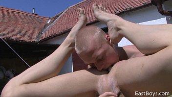 Village Boys - Outdoor Sex Action