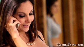 Busty milf tribbing her lesbians | classy | storyline | glamcore