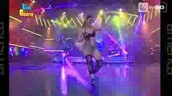 esto es guerra reto de baile mujeres 21 10 2014