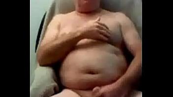Bear Chub Nipple play