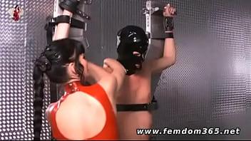 Carmen Rivera - Cruel Tickle Torture F/M