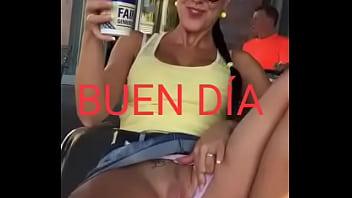 Alley Baggett Latina Adult Model