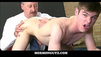 Mormon twinks ass fucked