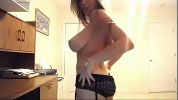 www.x-freecams.com | Amazing Girl With Big Tits on Webcam Thumb