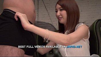 Amazing asian blowjob with sensual Rikka Anna