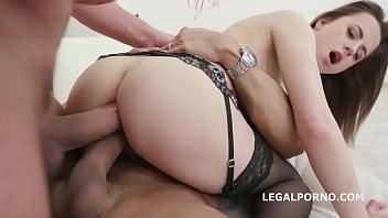2on1 with Gabriella taking Anal & DAP Balls Dee... | Video Make Love