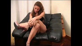 Густая женская кончина в порно