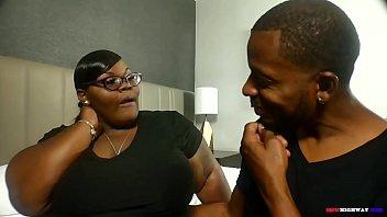 big booty ebony mom Notmyequalxxx giving amazing head to Don Prince on BBWHighway