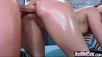 (Remy LaCroix) Big Curvy Butt Girl Enjoy On Cam Deep Anal Sex video-29