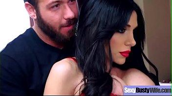 Slut Wife (Jaclyn Taylor) With Big Melon Boobs Hard Banged video-12