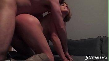 Horny babe with big tits enjoys hardcore sex
