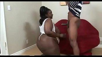 Толстая большая черная секс жопа