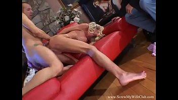 Barbie Blonde Swinger Wife