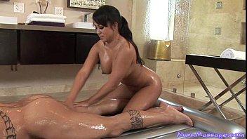 Masseuse offers Anal Sex during a Nuru Massage