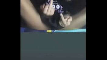 Novinha  Safada no Periscope