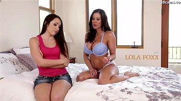 Lola Foxx and Stepmom Kendra Lust