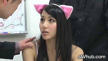 หนังxจีน นางแบบสาวหน้าสวยหุ่นดีหีโหนกใหญ่มากๆโดนสองหนุ่มหื่นบ้ากามจับแก้ผ้ารุมเย็ดหี
