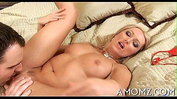 Licking and fucking sexy mama
