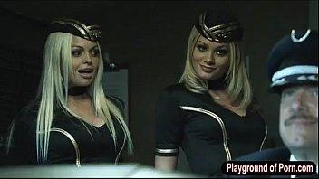Sex Pe O Nava Cu Comandantul Fute Doua Bunaciuni