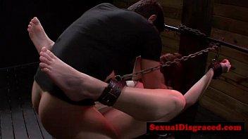 Busty bdsm bondage sub pussy destroyedreed[25]