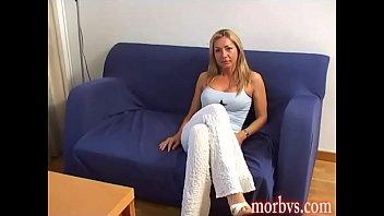Mama Grasa Fututa Cu Forta De Fiu Gemand Tare Porno La Interviu Cu Blonde