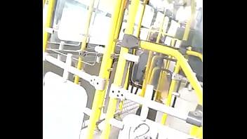 pirocão no omibus 2