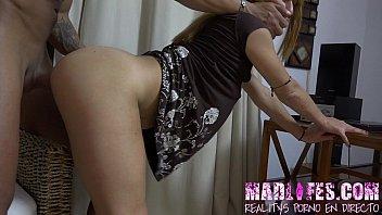 MadLifes.com - Reality porno espa&ntilde_ol folladon de Salva da Silva a Lucia Nieto