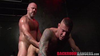 Buff hunk jr bronson assplay before anal