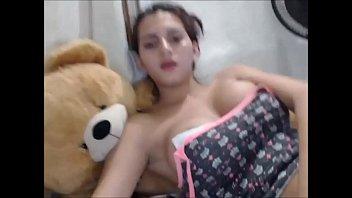 Stunning Latina Teen Tranny