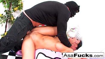 Asa akira loca anal caliente escena sexy