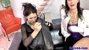 English lingerie milf licking before fingering   oral   british   english