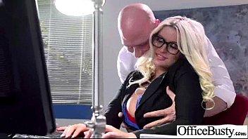 Hard Sex In Office With Big Round Boobs Sluty Girl (julie cash) video-20