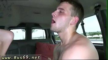 Nude men getting head