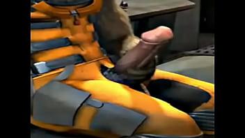 Rocket Raccoon Solo jerk (WITH SOUND)