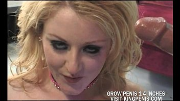 Naughty Blonde Sophie Dee takes what she wants