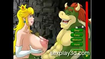 princess peach lesbian sex spanish massage porn