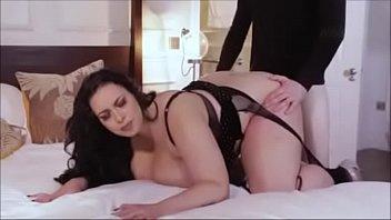 Voluptuous Bbw Anastasia lux fucks married man in her lingerie