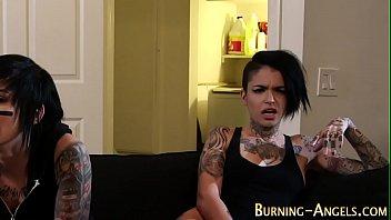 Emo babe gets bbc cumshot | Video Make Love